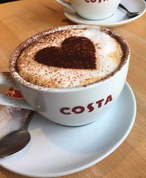 Costa Coffee Guest Opinion Survey