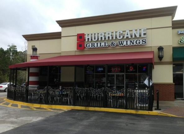 Hurricane Grill & Wings Customer Experience Survey