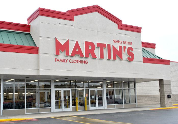 Martin's Family Clothing Guest Experience Survey
