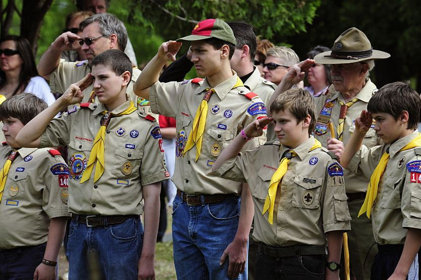Boy Scouts of America Guest Experience Survey