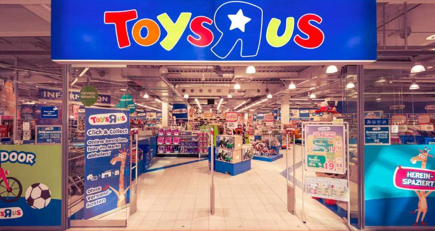 """Toys """"R"""" Us Guest Experience Survey"""