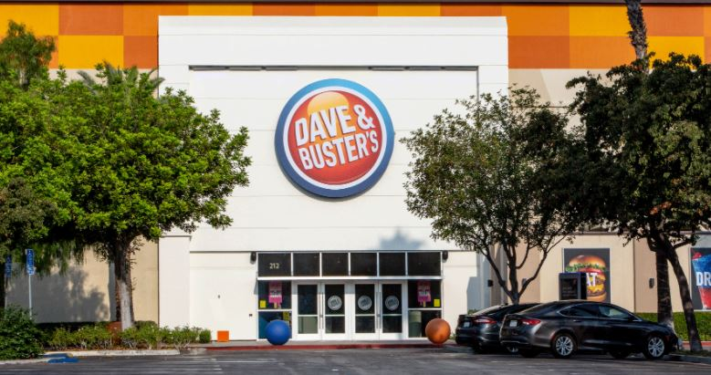 Dave & Buster's Guest Experience Survey