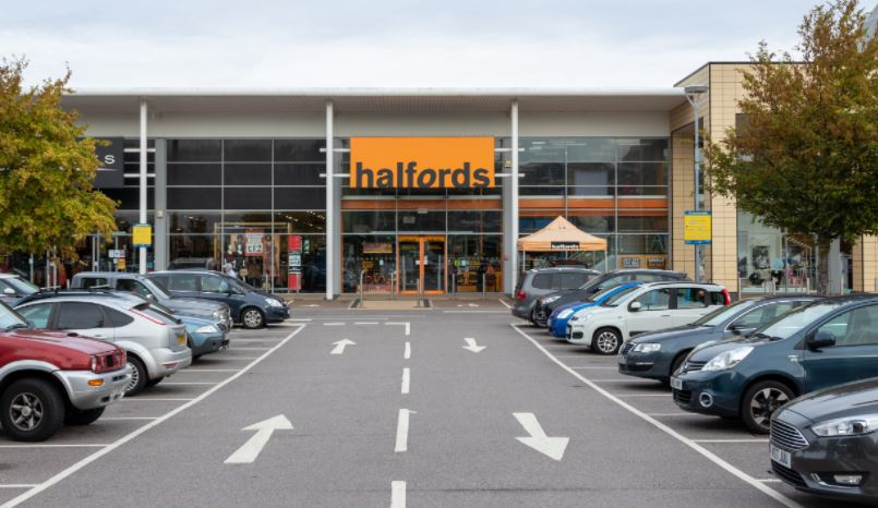 Halfords Guest Experience Survey
