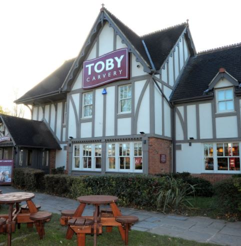 Toby Carvery Guest Experience Survey