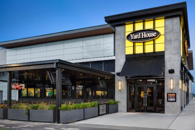 Yard House Guest Experience Survey