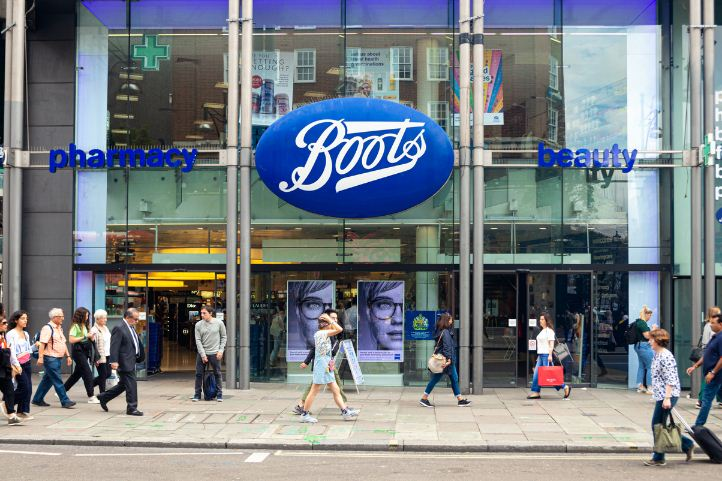 Boots Guest Experience Survey