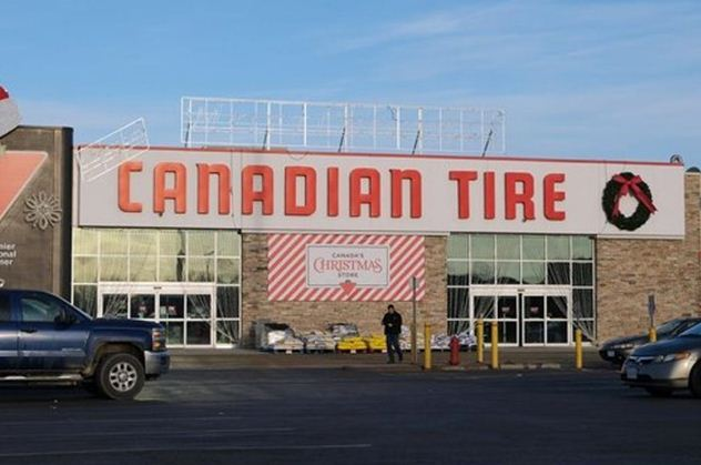 Canadian Tire Guest Experience Survey