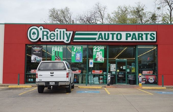 O'Reilly Auto Parts Guest Experience Survey
