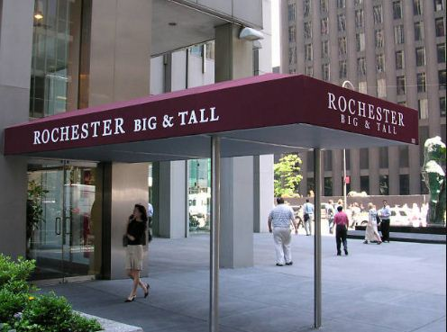 Rochester Big & Tall Guest Experience Survey