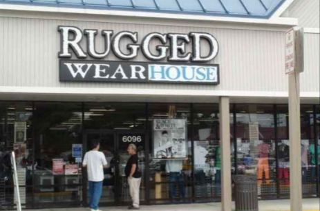Rugged Wearhouse Guest Experience Survey