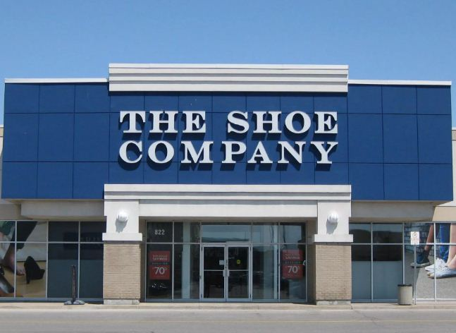 The Shoe Company Guest Experience Survey