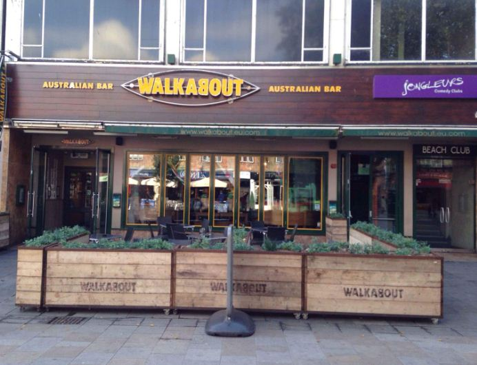 Walkabout Guest Experience Survey