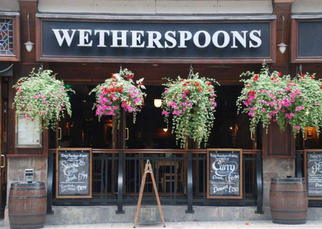 Wetherspoon Guest Experience Survey